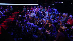The Audience In The TV Studio