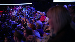 The Audience In The TV Studio 2