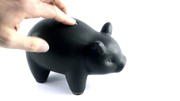 Tired Of Saving Money - Multiple Currencies stock footage