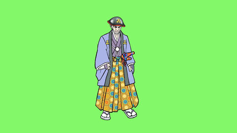 Costume Japan 2 Animation
