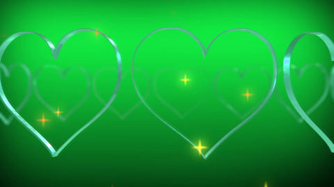 Wedding And Love - Over 50 Colorful Heart Animation Backgrounds 0