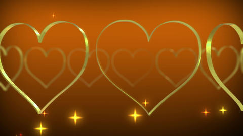 Over 50 Valentine'Day Wedding And Love - Colorful Animated Background Loops 2