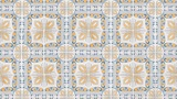 Seamless tile pattern Footage