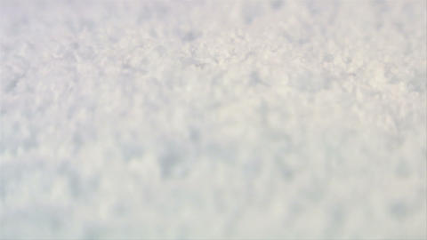snow texture 01 Stock Video Footage