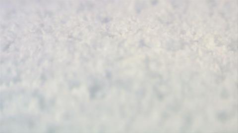 snow texture 01 Stock Video Footage