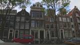 Canal houses Footage