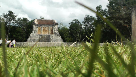 Chichen Itza Mexico Yucatan 16 Stock Video Footage