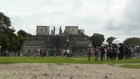 Chichen Itza Mexico Yucatan 18 Footage