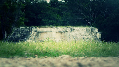 Chichen Itza Mexico Yucatan 36 stylized Footage