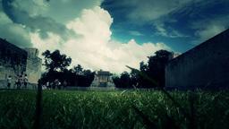 Chichen Itza Mexico Yucatan 44 stylized Footage