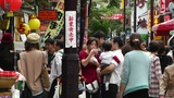 China Town in Yokohama Japan 02 Footage