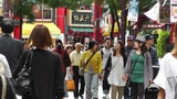 China Town in Yokohama Japan 12 Footage