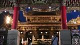Chinese Shrine in Yokohama Chinatown Japan 02 Footage