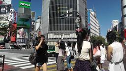 Tokyo Shibuya Japan 01 Footage