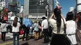 Tokyo Shibuya Japan 03 Footage