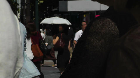 Tokyo Shibuya Japan 07 Stock Video Footage