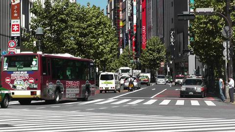 Tokyo Shibuya Japan 11 Stock Video Footage