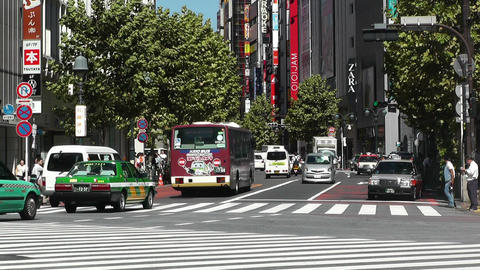 Tokyo Shibuya Japan 11 Footage