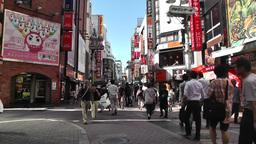Tokyo Shibuya Japan 15 Footage