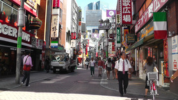 Tokyo Shibuya Japan 18 Stock Video Footage