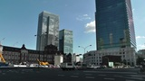 Tokyo Station Japan 11 Pan stock footage