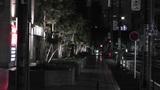 Typhoon in Yokohama Japan 05 handheld Footage
