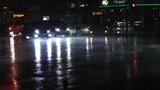 Typhoon Prewind in Yokohama Japan 04 handheld Footage