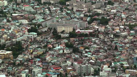 Yokohama Aerial Japan 15 Stock Video Footage