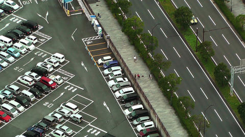 Yokohama Aerial Japan 19 Footage
