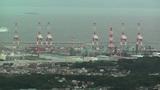 Yokohama Aerial Japan 21 Footage