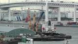 Yokohama Port 02 Footage