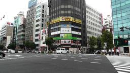 Yokohama Street Japan 06 Stock Video Footage