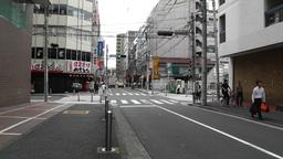 Yokohama Street Japan 08 Stock Video Footage