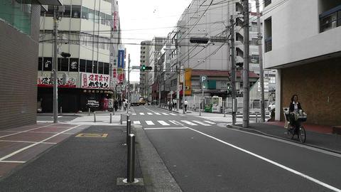Yokohama Street Japan 08 Footage