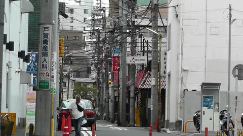 Yokohama Street Japan 12 Stock Video Footage