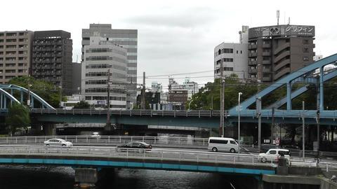 Yokohama Commuter Train Traffic Japan Stock Video Footage
