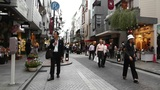 Yokohama Shopping Street Japan 03 Footage