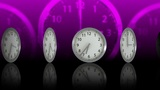 Passing Time Background - Clock 77 (HD) Animation