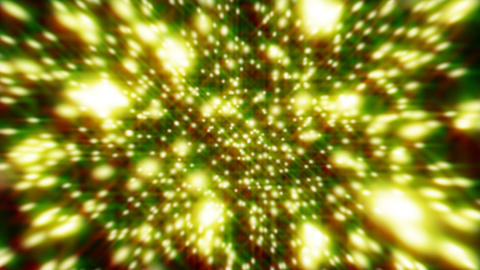 Particle Explosion with Alpha Channel Stock Video Footage