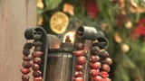 Christmas decorations Footage