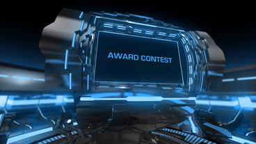Award Contest stock footage