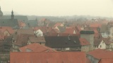 Townscape of Quedlinburg Footage