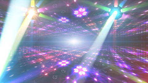 Mirror Ball 2 x 3 DF B 2r HD Stock Video Footage