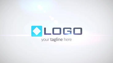 Spinning Elements Logo Reveal - Elagant Corporate Business Intro Animation After Effects Template