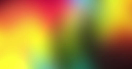 Colorful Light Rotation Background CG動画素材
