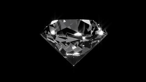 Animation diamond with an alpha channel Animation