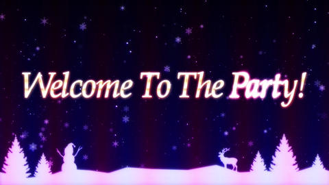 WelcomeToTheParty 71 Animation
