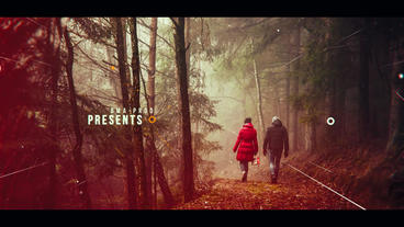 Futuristic Slideshow After Effects Templates