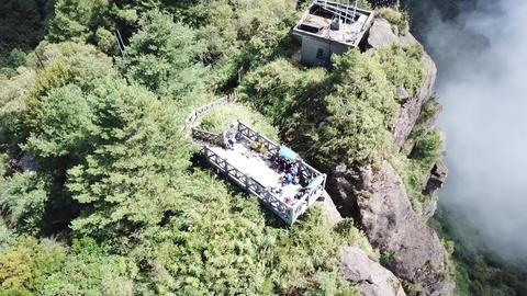 DJI MAVIC 4K Taiwan Chiyai Aerial Drone Video Alishan Big Tashan 20171021 0 Live影片