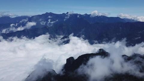 DJI MAVIC 4K Time Lapes Taiwan Chiyai Aerial Drone Video Alishan Big Tashan Live影片